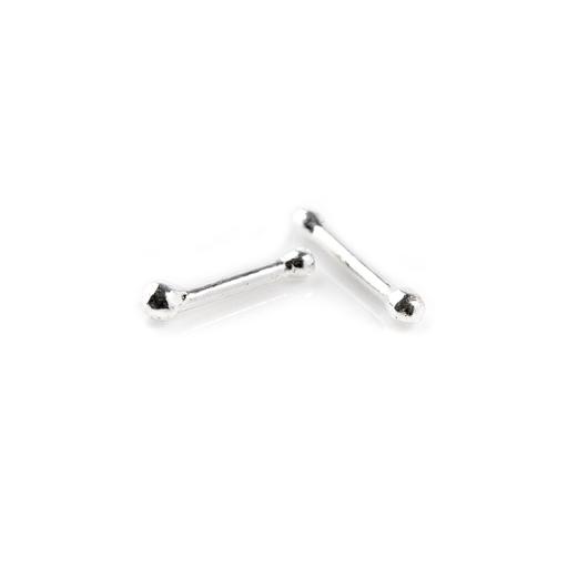 2 dots earrings